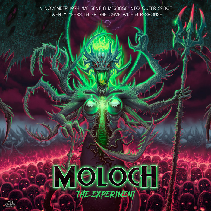 MOLOCH - The Experiment