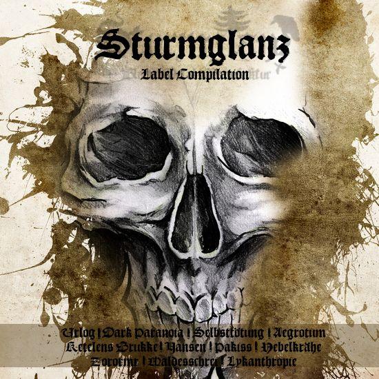 """V/A - """"Sturmglanz Sampler 1/2012"""""""